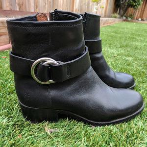 Frye Kristen Harness Boots